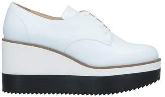 Jil Sander Navy Lace-up shoe