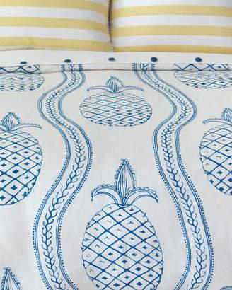 Eastern Accents Pineapple Bobble Oversized King Duvet