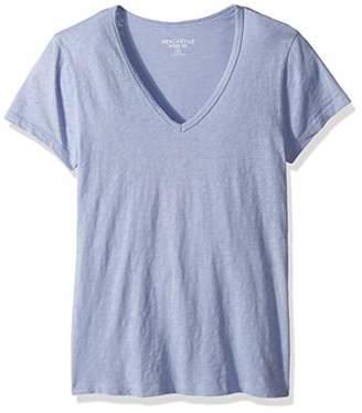 J.Crew Mercantile Women's Short Sleeve V-Neck T-Shirt