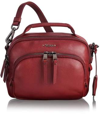 Tumi Leather Troy Crossbody Bag