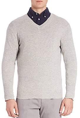 Façonnable Men's Cashmere Knit Pullover