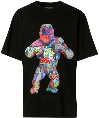 Juun.J gorilla T-shirt
