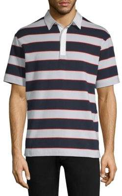 Theory Rugby Polo Shirt