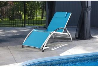 Vivere Hammocks Dockside Sun Lounge Chair Vivere Hammocks