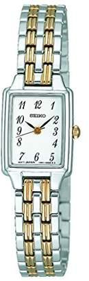 Seiko Women's SXGL61 Dress Two-Tone Watch