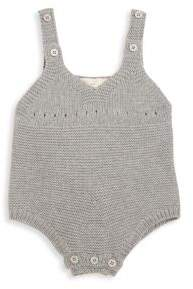 Stella McCartney Baby's Bunny Knit Cashmere Blend Bodysuit