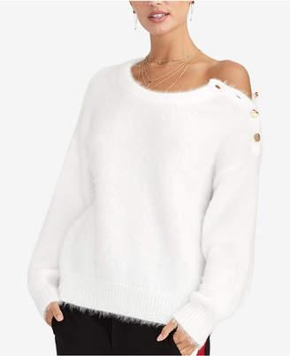 Rachel Roy Amara Fuzzy Sweater