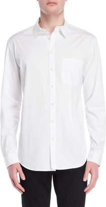 DKNY Smooth Twill Shirt