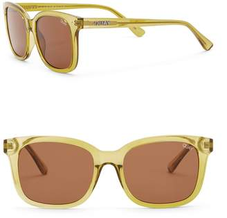 Quay Kingsley Square Sunglasses