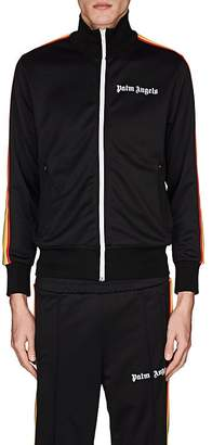 Palm Angels Men's Rainbow-Striped Track Jacket