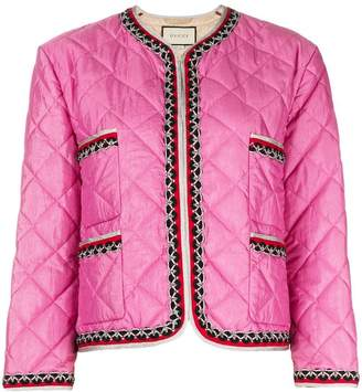 Gucci padded jacket