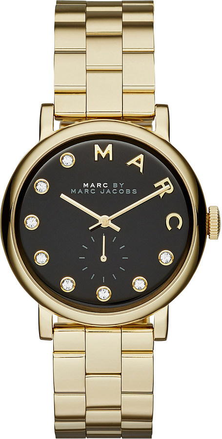 Marc Jacobs MARC JACOBS MBM3421 Baker Dexter stainless steel watch