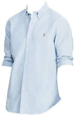 Polo Ralph Lauren Classic-Fit Cotton Oxford Shirt