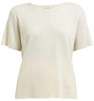 The Row Wesler Cashmere Sweater - Womens - Ivory