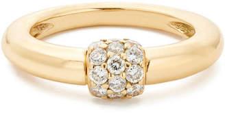 Sophie Ratner Triple Diamond Domed Ring
