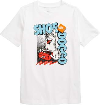 e3d3fdcd Nike Sportswear Shoe Dog Graphic T-Shirt