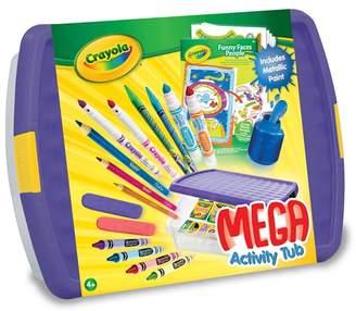Crayola Vivid - 'Crayola' Mega Activity Tub