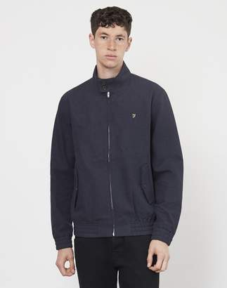 Farah McGregor Harrington Jacket Navy