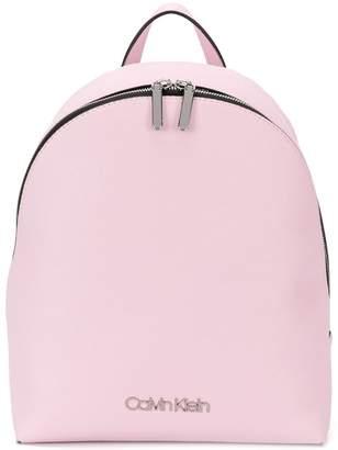 Calvin Klein mini round backpack
