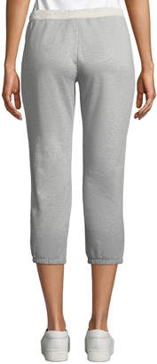 Joe's Jeans French Terry Cropped Sweatpants