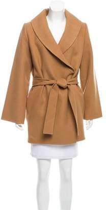 Marc Jacobs Shawl Collar Short Coat