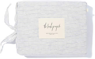 The Beach People French Linen Sheet Set with Pillowcase