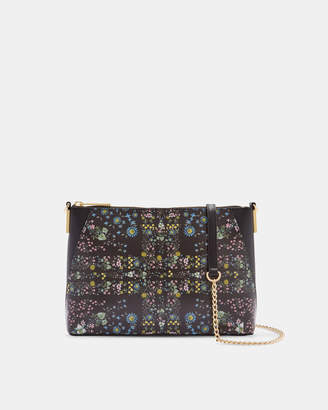 Ted Baker SOFHI Union Jack leather cross body bag