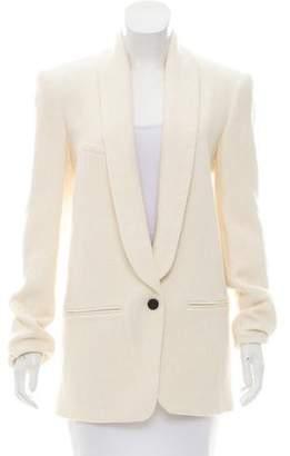 Isabel Marant Twill Shawl Collar Blazer w/ Tags