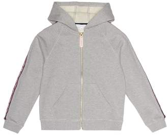 Little Marc Jacobs Cotton hoodie
