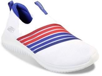 Skechers Ultra Flex Brightful Day Slip-On Sneaker - Women's