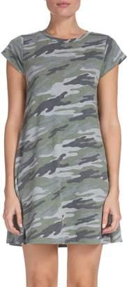 Elan International Camo T-Shirt Dress