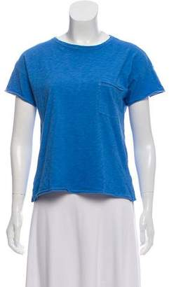 Rag & Bone Scoop Neck Short Sleeve T-Shirt