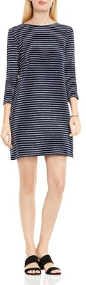 Two by VINCE CAMUTO Nautical Stripe Knit Dress $119 thestylecure.com