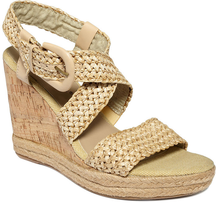 Bare Traps Shoes, Tracie Wedge Sandals