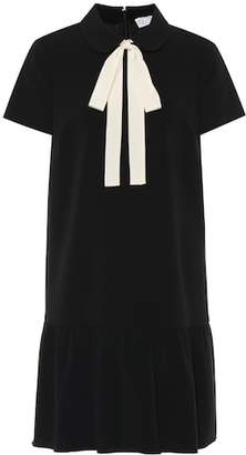 RED Valentino Collared shift dress