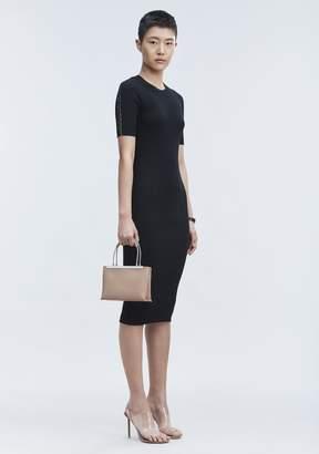 Alexander Wang PIERCED TEE DRESS