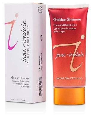 Jane Iredale NEW Golden Shimmer (For Face & Body) 50ml Womens Makeup
