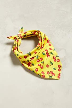 Urban Outfitters Allover Cherry Bandana