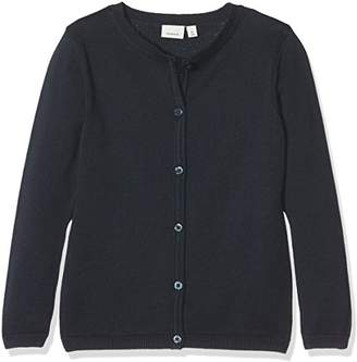 Name It Girls' Nitvaminica LS Knit Card F NMT Noos Cardigan
