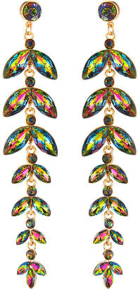 Romeo & Juliet Couture Graduating Crystal Drop Earrings