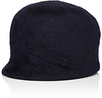 Jennifer Ouellette Women's Fur Felt Cloche Cap