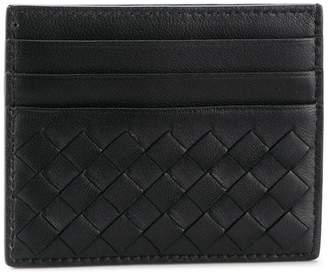 Bottega Veneta woven cardholder wallet