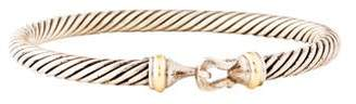 David Yurman Cable Buckle Bracelet