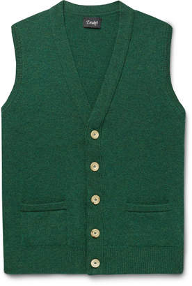 Drakes Drake's Wool Sweater Vest
