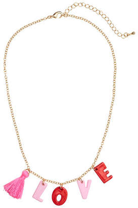 H&M Necklace - Pink