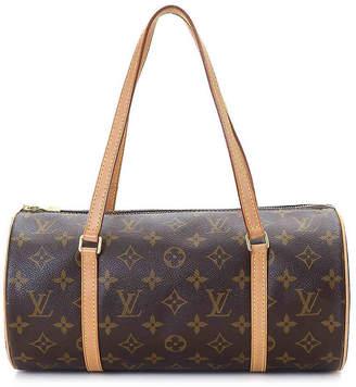 Louis Vuitton Vintage Luxury Papillon 30 Shoulder Bag - Women's