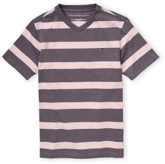 Tommy Hilfiger Boys 8-20) Retro Short Sleeve Stripe Tee