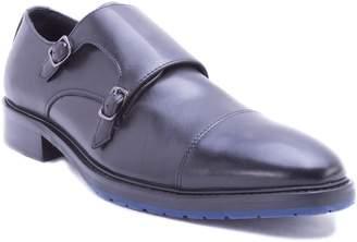 Zanzara Catlett Double Monk Strap Shoe