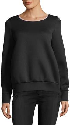 Y-3 Women's Contrast Trim Sweater