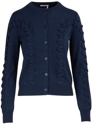 See by Chloe Cotton cardigan